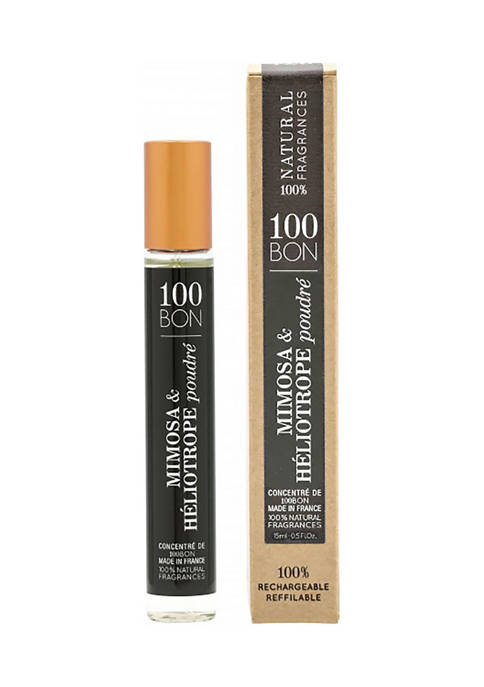 Mimosa & Helitrope Poudre Natural Concentrate Fragrance Spray