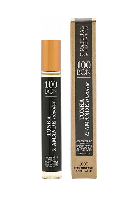 100BON Tonka & Amande Absolue Natural Concentrate Fragrance
