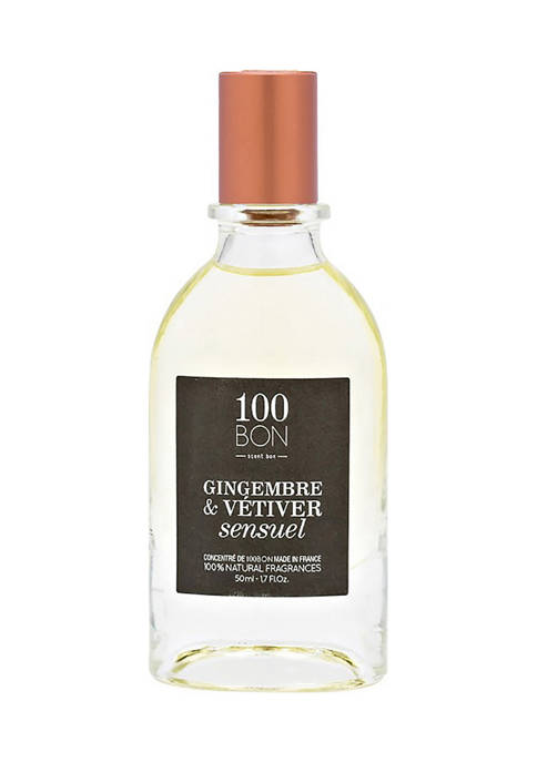100BON Gingembre & Vetiver Sensual Fragrance Spray