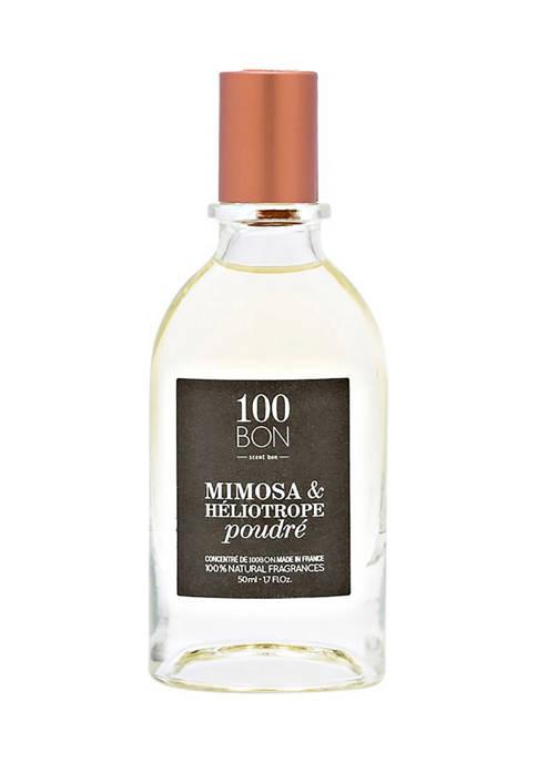 Mimosa & Helitrope Poudre Fragrance Spray
