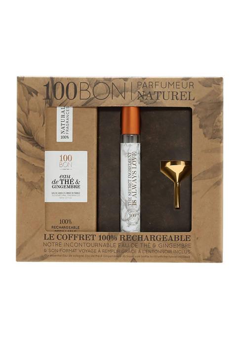 100BON Eau de The & Gingembre Natural Fragrance
