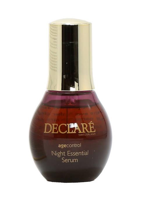 Billy Jealousy Age Control Night Essential Serum