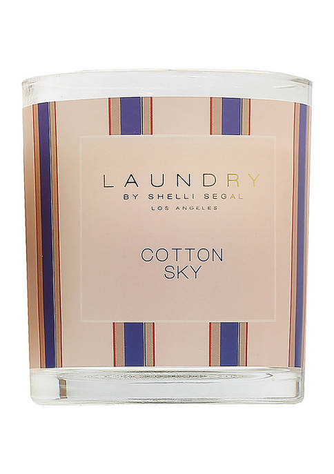 Cotton Sky Scented Candle