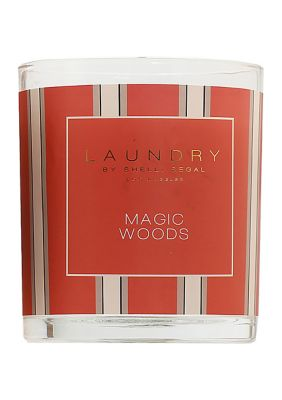 Laundry By Shelli Segal Magic Wood Scented Candle