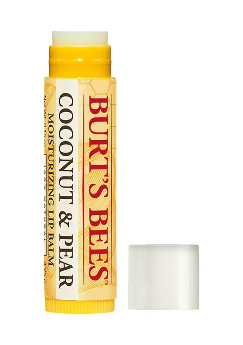 Burt's Bees Lip Balm Coconut & Pear
