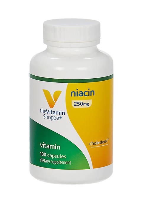 The Vitamin Shoppe® Niacin