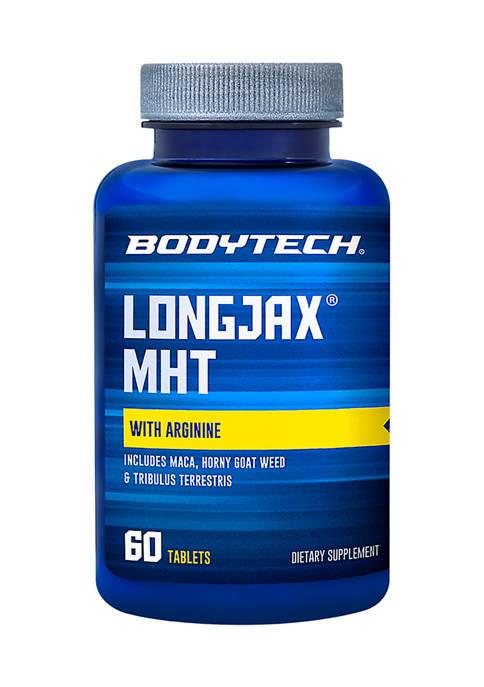 Longjax MHT with Arginine - includes Maca (60 Tablets)