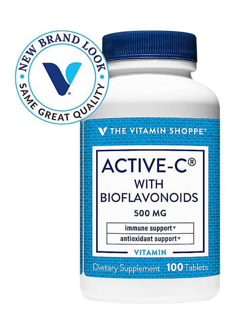 The Vitamin Shoppe® Active-C with Bioflavonoids