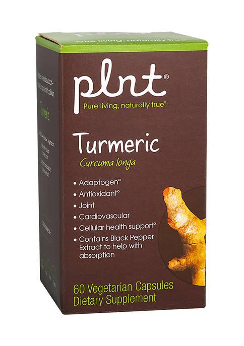 Turmeric (60 Vegetarian Capsules)