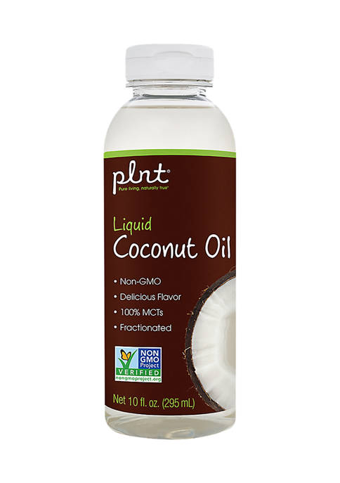 plnt® Liquid Coconut Oil 100% MCTs