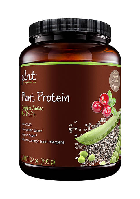 plnt® Plant Protein with Raw Protein Blend