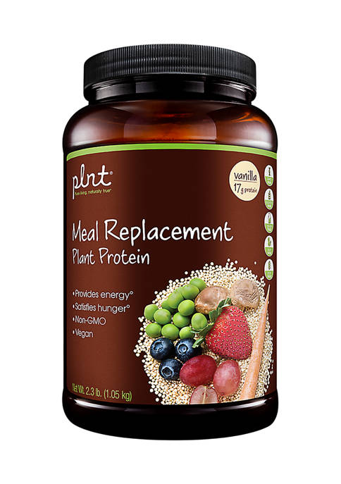 plnt® Meal Replacement Plant Protein