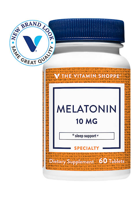 The Vitamin Shoppe® Melatonin for Sleep