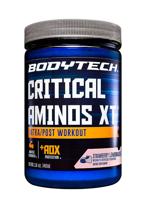 BodyTech® Critical Aminos XT Intra/Post Workout Powder