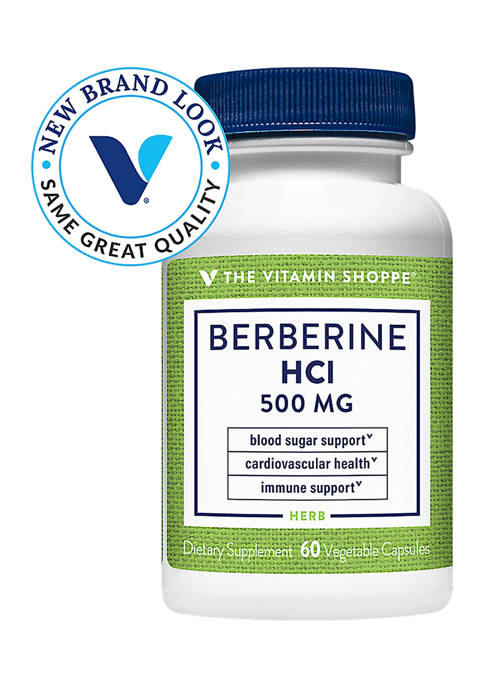 The Vitamin Shoppe® Berberine HCl