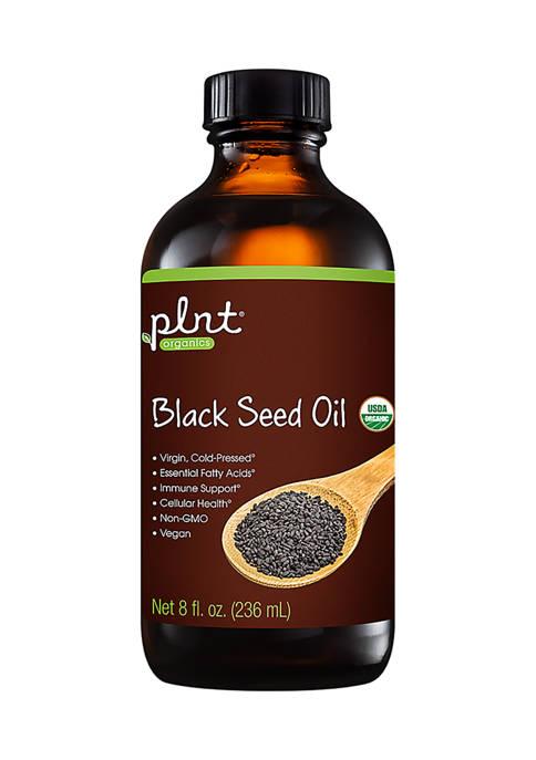 plnt® Organic Cold Pressed Black Seed Oil, Non-GMO