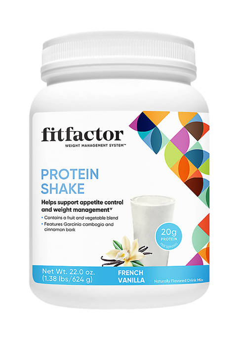 Protein Shake - French Vanilla (1.38 Lbs. / 16 Servings)
