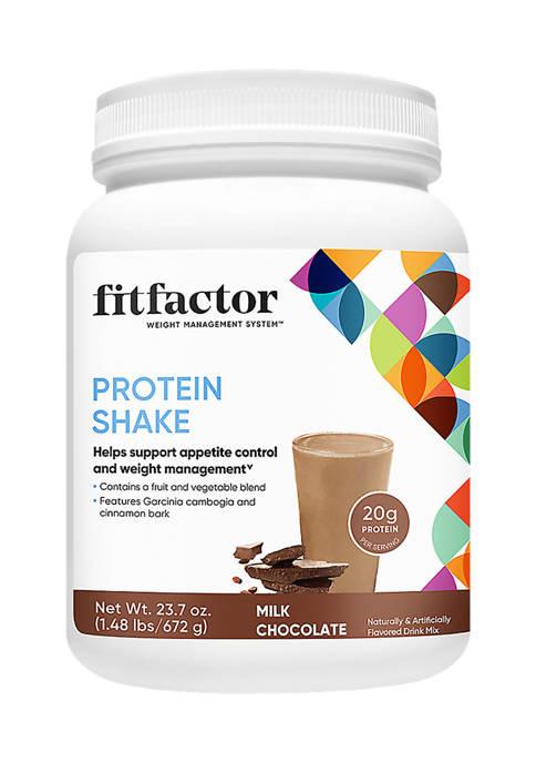 Protein Shake - Milk Chocolate (1.48 Lbs. / 16 Servings)