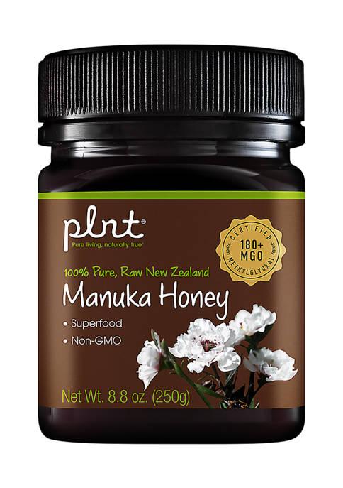 Raw Manuka Honey - 100 Percent Pure Superfood, Non-GMO (25 Servings)