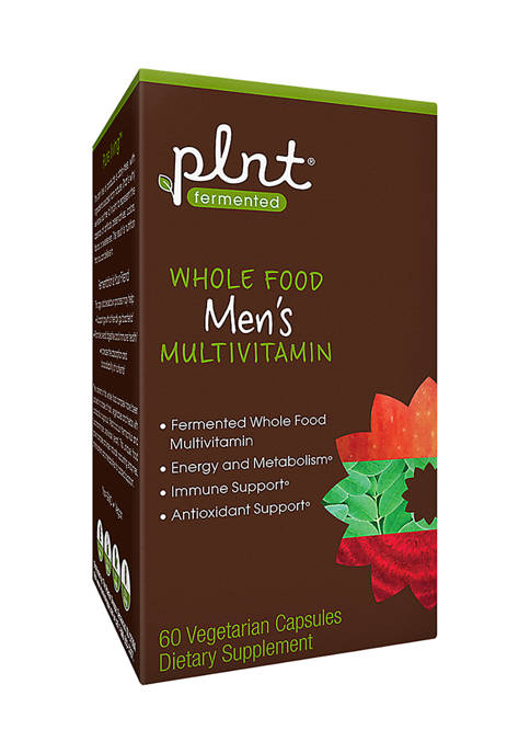 plnt® Fermented Whole Food Mens Multivitamin