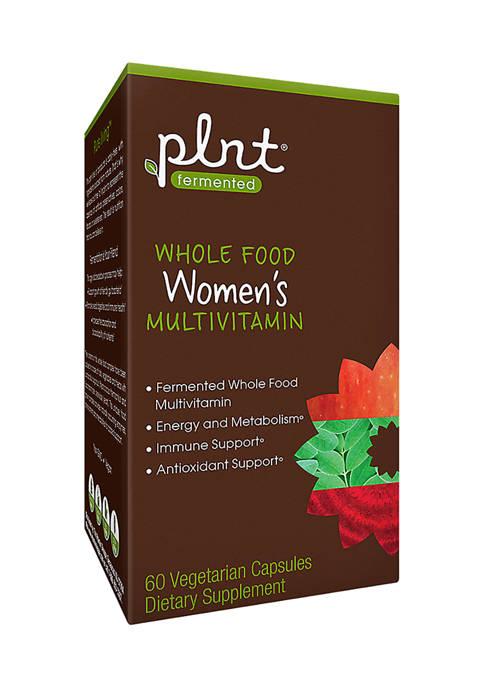 plnt® Whole Food Womens Multivitamin
