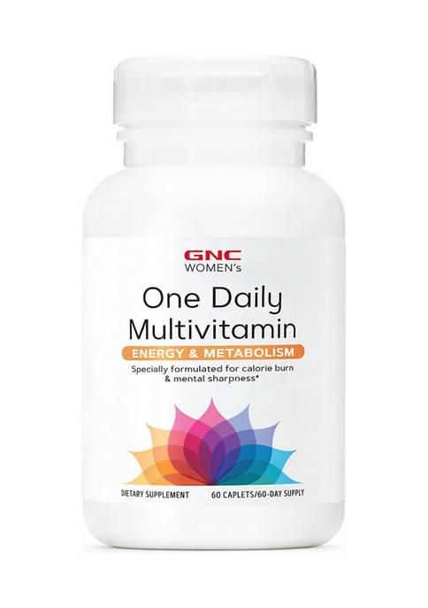 GNC WOMEN'S Energy & Metabolism One Daily Multivitamin