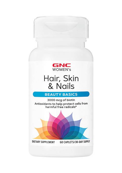 GNC WOMEN'S Hair Skin & Nails Formula