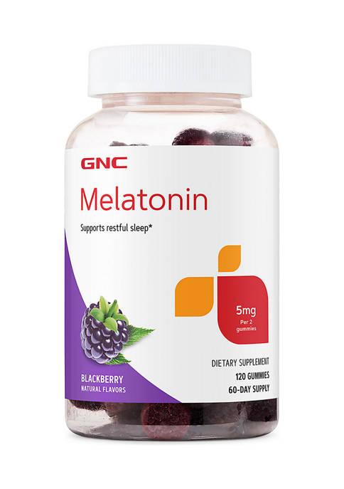GNC Melatonin 5Mg Gummies