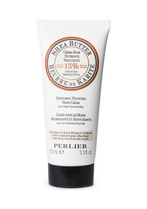 Perlier Shea Butter and Sweet Almond Hand Cream