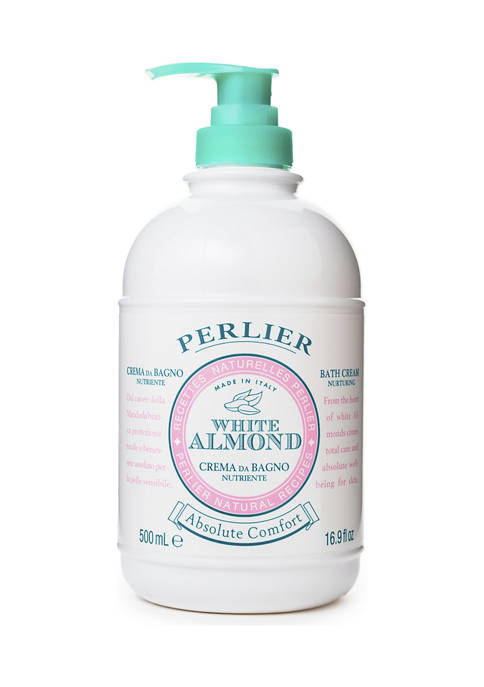White Almond Bath and Shower Cream