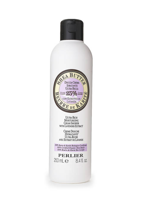 Perlier Shea Butter and Lavender Bath and Shower