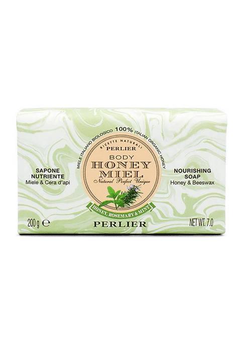 Perlier Honey Rosemary and Mint Bar Soap