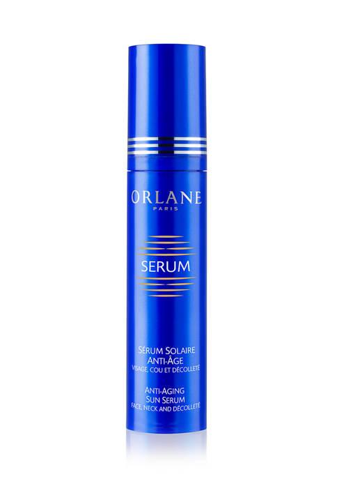 Orlane Anti-Aging Sun Serum Face Neck and Decollete