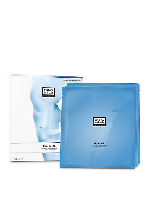 Firmarine Hydrogel Mask 4 Pack
