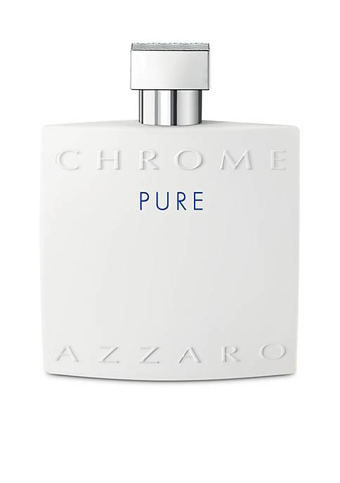 Azzaro Chrome Pure Eau de Toilette, 1.7 oz