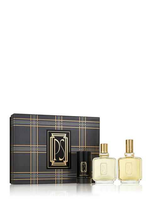 Paul Sebastian 3-Piece Fragrance Gift Set, Cologne for