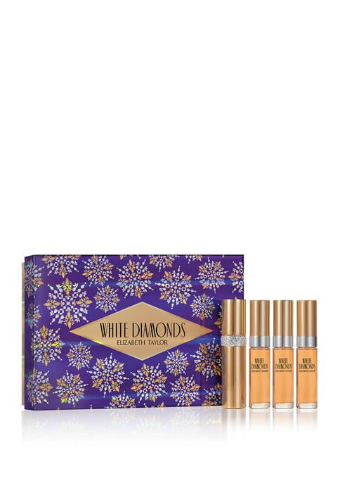 White Diamonds Eau de Toilette 3-Piece Fragrance Gift Set for Women