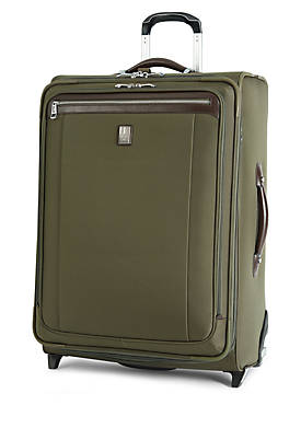 Platinum Magna 2 Medium Expandable Rollaboard Suiter -Olive