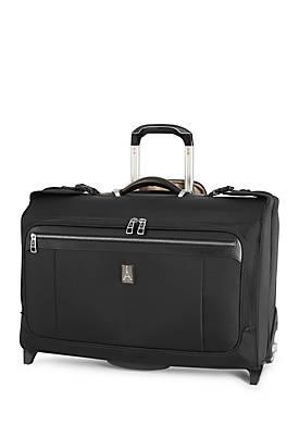 Platinum Magna 2 22-Inch Carry-On Rolling Garment Bag -Black
