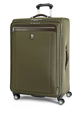 Platinum Magna 2 Large Expandable Spinner Suiter -Olive