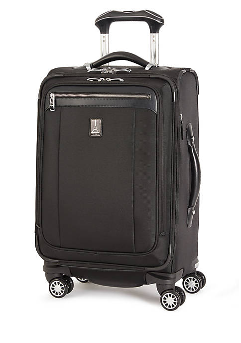 Platinum Magna 2 20-Inch Expandable Business Plus Spinner -Black