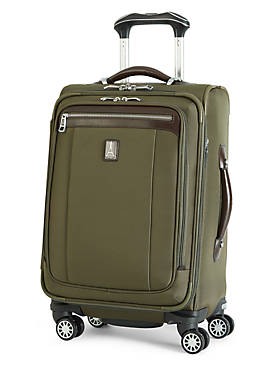 Platinum Magna 2 20-Inch Expandable Business Plus Spinner -Olive