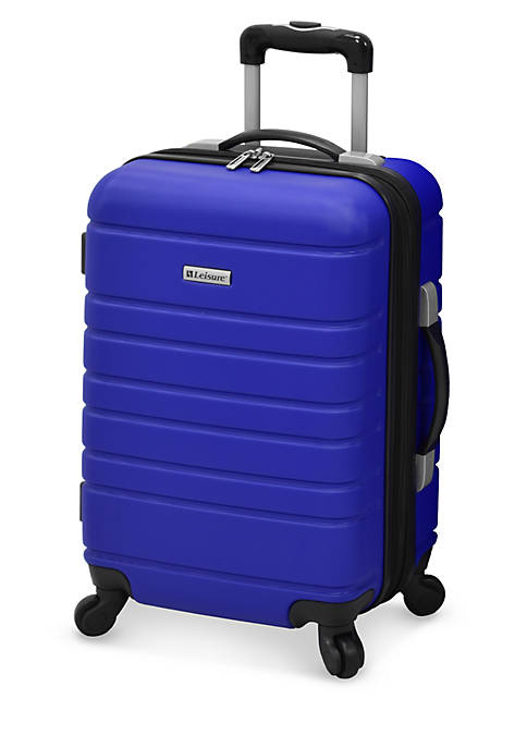 Leisure Endeavor Expandable Hardside Spinner Carry On