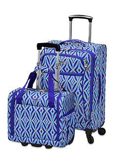 Waverly® Necessities Navy-Night Luggage