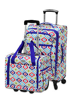 Waverly® Necessities Mosaic Luggage