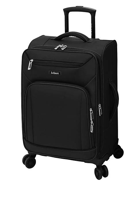 "Leisure Escape 20"" Spinner Carry-On Luggage"