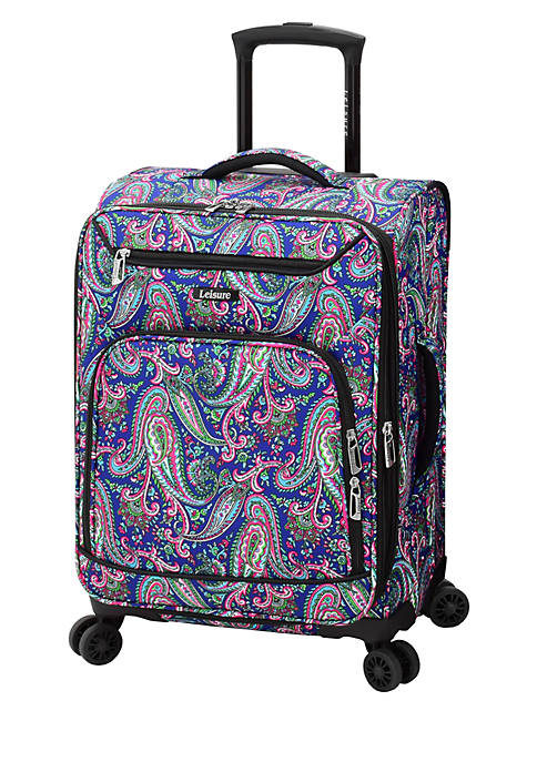 """Leisure Escape 20"""" Spinner Carry-On Luggage"""