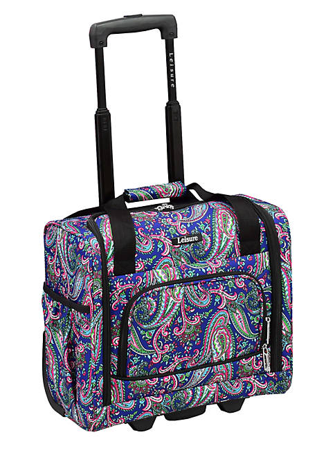 """Leisure Escape 15"""" Under Seat Carry On Luggage"""