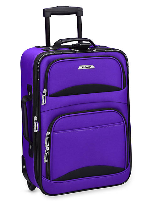 Leisure Springbrooke Expandable Upright 18-in. to 21-in. Carry