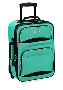 Leisure Springbrooke Expandable Upright 18-in. to 21-in. Carry Ons